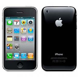 Apple iPhone 3G S 32GB Black
