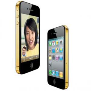 Apple iPhone 4 32GB Gold Edition NeverLock