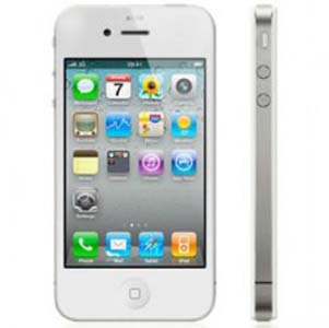 Apple iPhone 4 32GB White NeverLock