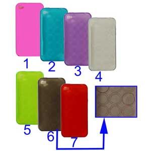 TPU  чехол для  iPhone 4 ( прозрачный, коричневый - Чехол для  iPhone 4 из полимера , он надежно и крепко сидит на телефоне, и защещает его от  внешних воздействий, попадание грязи, пыли, брызг. ПРОЗРАЧНОГО ЛИБО КОРИЧНЕВОГО ЦВЕТА (№4 и №6).