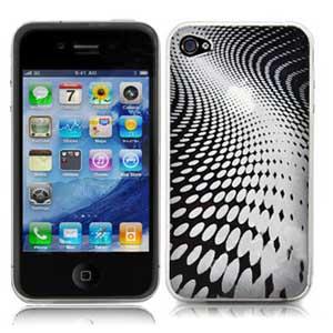ТПУ чехол  для iPhone 4 - полименый чехол на Ваш iPhone 4