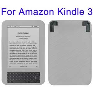 Силиконовый чехол для Amazon Kindle 3 (прозрачний) - Силиконовый чехол для Amazon Kindle 3 (прозрачный) отлично защитит ваш аппарат от внешних воздействий, попадания грязи, пыли, брызг. Также он поможет при ударах и падениях, смягчая удары, не позволяя образовываться на корпусе царапинам и потертостям.  Чехол для Amazon Kindle 3  идеально склеен и плотно облегает корпус электронной книги, не сползая с него и не собираясь в складки. Благодаря тому, что силиконовый чехол прозрачен, все могут по досто