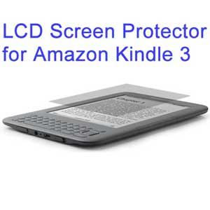 Защитная пленка для Киндла Amazon Kindle - Защищает экран от царапин  Абсолютная прозрачность  Идеально соответствует размеру экрана Kindle 3 WiFi и Kindle 3 WiFi +3G  Удобно устанавливается. (обязательно протереть всю микро пыль)
