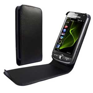 Кожаной чехол для Samsung i9000 (Galaxy) - Откидной чехол с пластиковым креплением для Samsung i9000.  Защищает ваш Galaxy от царапин и пыли.