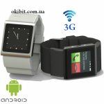 EC309 (Vapirius AX2) - 5.0 Mп, Часофон на Android 4.0, 3G модуль.... Процессор MTK6577 двухъядерный, 1,2 ГГц