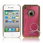 OMO чехол iPhone 4/4s  Подарочный