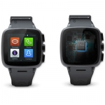 Omate TrueSmart - Водонепроницаемый, часофон на Андроид, двухъядерный процессор, wi-fi, bluetooth, GPS, 3G.