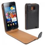 SUPER чехол для Samsung Galaxy S2 / i9100 (черный)