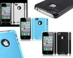 Кейс SGP ультра тонкий глянец для iPhone 4/4s
