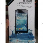 Чехол Lifeproof Samsung Galaxy S 4