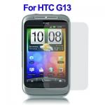 Пленка на экран для HTC Wildfire S (G8 S)