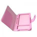 Чехол для Amazon Kindle 3 (розового цвета ) - Чехол к Amazon Kindle 3 розового  цвета, с внутренним карманом.Кожзаменитель. Надежно защищает электронную книгу Amazon Kindle от пыли, грязи и царапин.