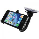 Машинный держатель  iPhone 4/4s - Супер СКИДКА. Машинный держатель  iPhone 4/4s на присоске.