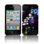 "пластик ""клас1"" чехол для iPhone 4"