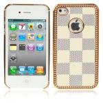 "чехол стиль ""Луи Витон"" iPhone 4 & 4S"