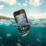 Водонепроницаемый чехол Iphone 5 Lifeproof - Оригинальный чехол Lifeproof frē для iPhone 5/5S. Защита от грязи, песка, воды. Защита от ударов.