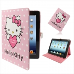 "Чехол iPad2/iPad3 ""Hello Kitty"" розовый"