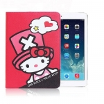"Чехол iPad2/iPad3/4 ""Hello Kitty"" в шляпе"